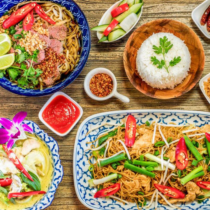 food box yan thai quisine